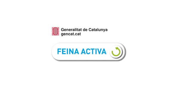 Ofertas de empleo de 'Feina activa' en Cataluña