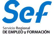 Ofertas de empleo del 'SEF' en la Región de Murcia